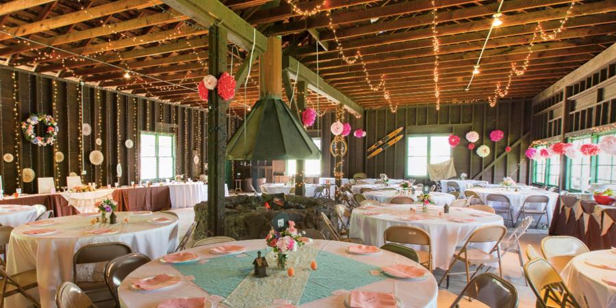 Twinlow Camp and Retreat Center wedding Idaho