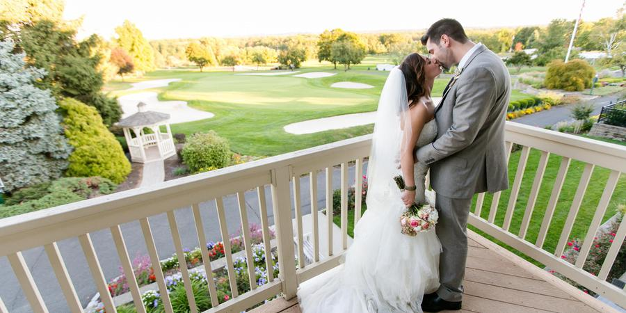Basking Ridge Country Club wedding North Jersey