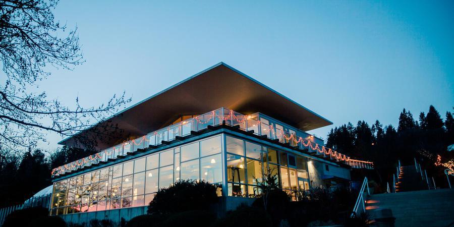 Mercer Island Beach Club wedding Seattle