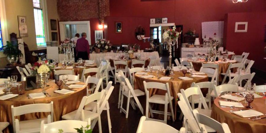 Whittington Place wedding Arkansas