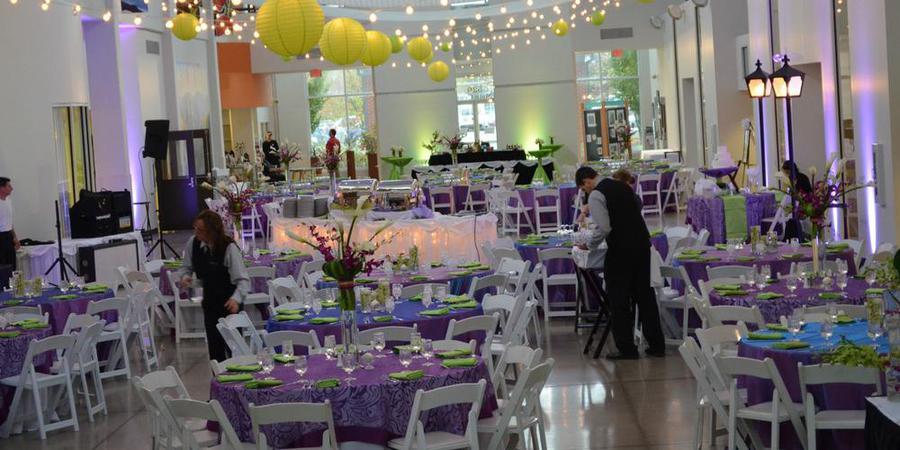 Foundry Art Centre wedding St. Louis