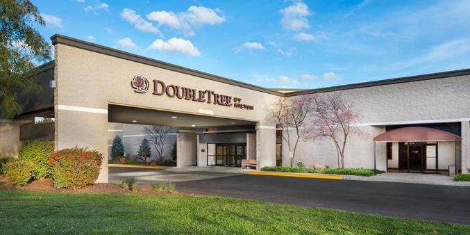 Doubletree by Hilton Lawrence wedding Kansas City