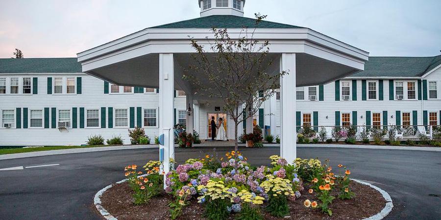 Newagen wedding Maine