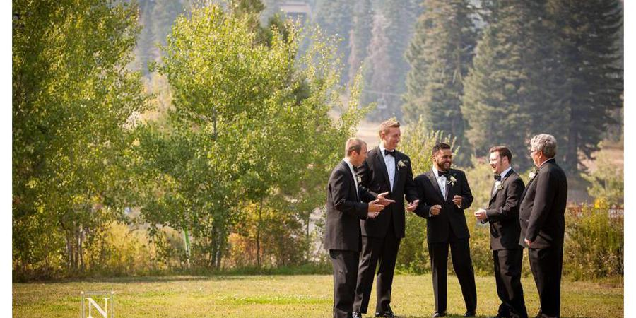 Arling Center At Tamarack Resort wedding Idaho