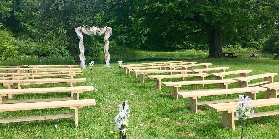 Stone Ledge Farm wedding Cleveland
