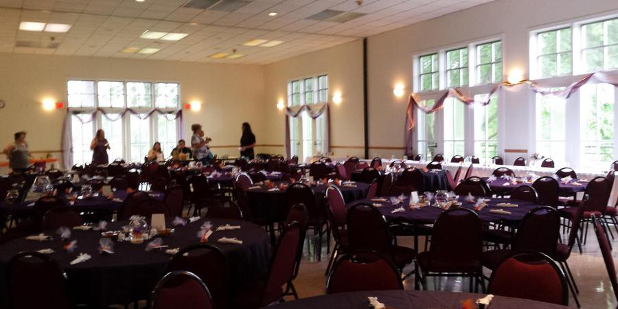 The Center wedding Ann Arbor