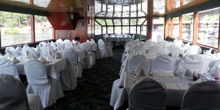 Celebration Cruises Lake Of The Ozarks wedding Kansas City