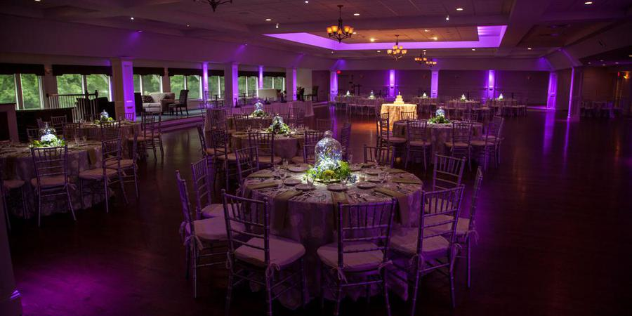 Canoe Club Ballroom wedding South Shore