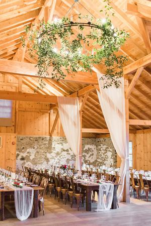 The Inn at Grace Winery wedding Philadelphia