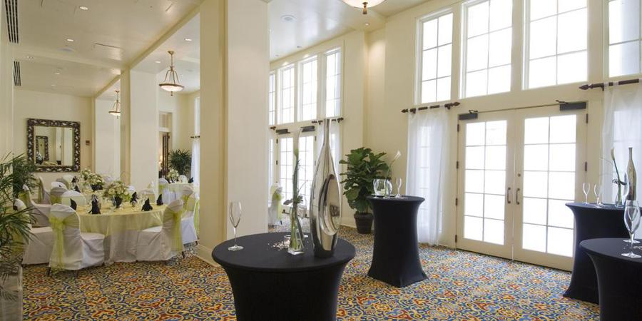 The Battle House Renaissance Hotel & Spa wedding Southern Alabama