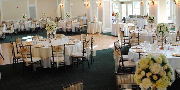 The Pavilion at Pinehills Golf Club wedding South Shore