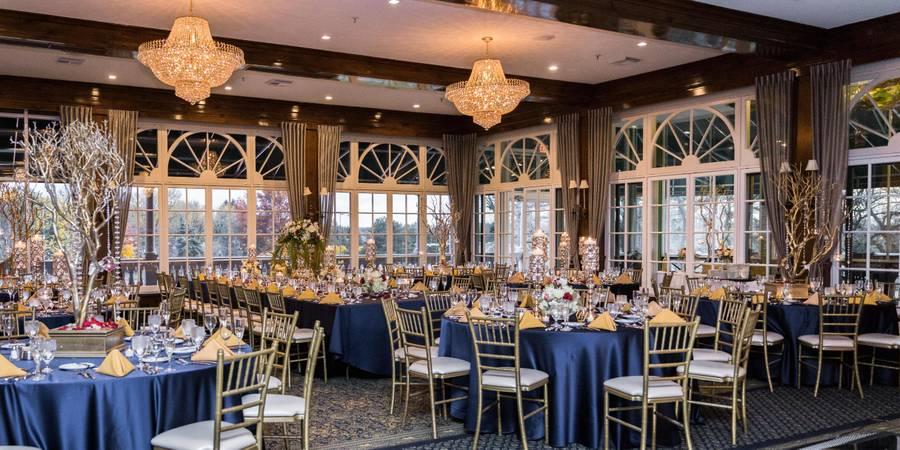 The Drake Oak Brook Hotel wedding Chicago
