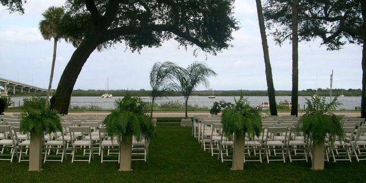 Night Swan Intracoastal Bed and Breakfast wedding Central Florida Beaches/Coast
