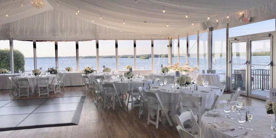 DoubleTree by Hilton Tampa Rocky Point Waterfront Weddings ...
