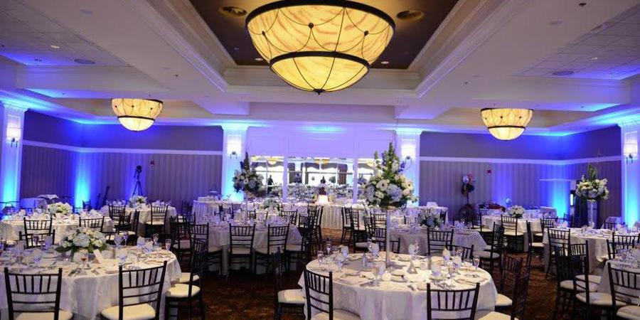 The Tiffany Ballroom wedding Boston