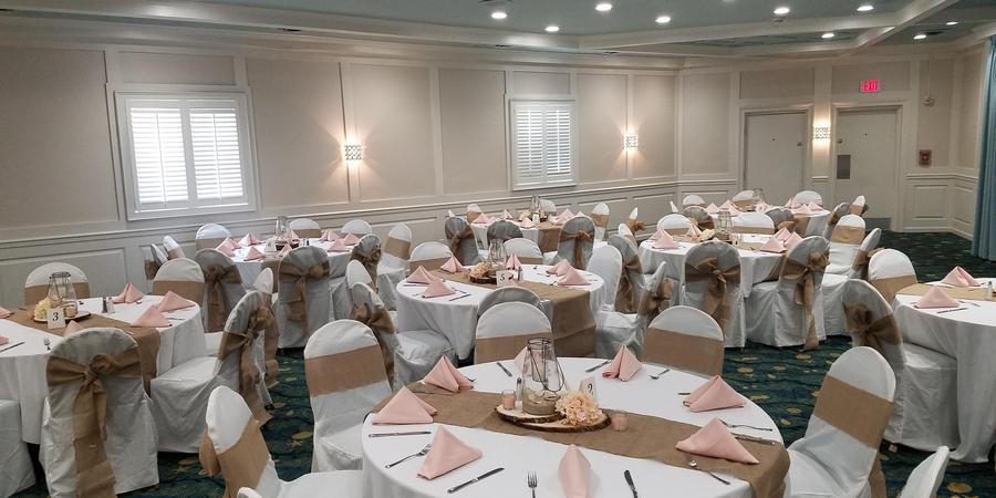 Princess Bayside Beach Hotel wedding Eastern Shore/Chesapeake Bay