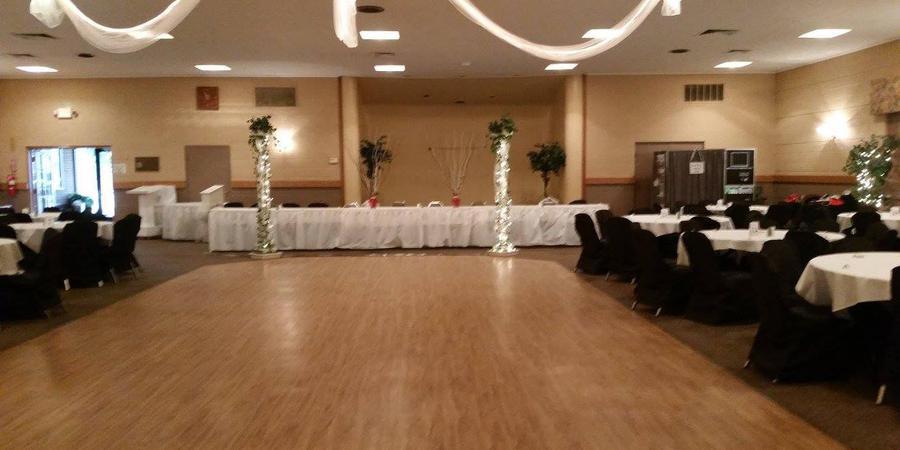 VFW Post 7573 Banquet Hall wedding Detroit
