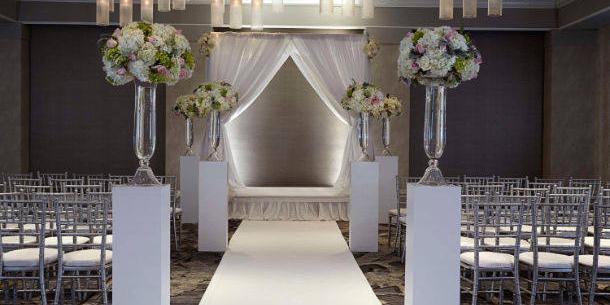 Bethesda Marriott wedding Baltimore