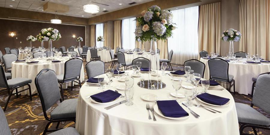 DoubleTree by Hilton Orlando Downtown wedding Orlando