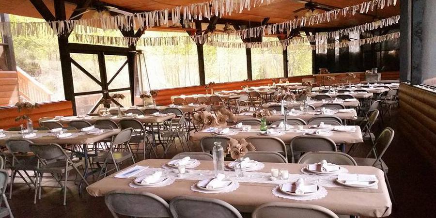 Gwin's Lodge wedding Alaska