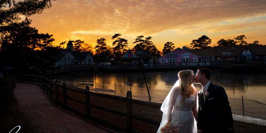 The Smithville Inn wedding Atlantic City