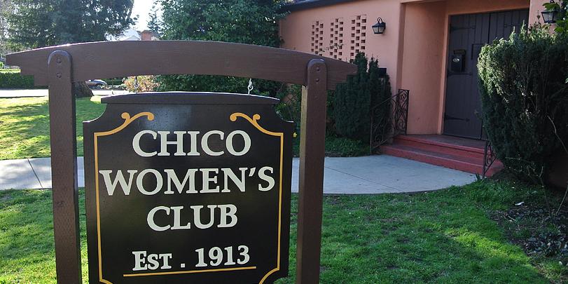 Chico Women's Club wedding Sacramento