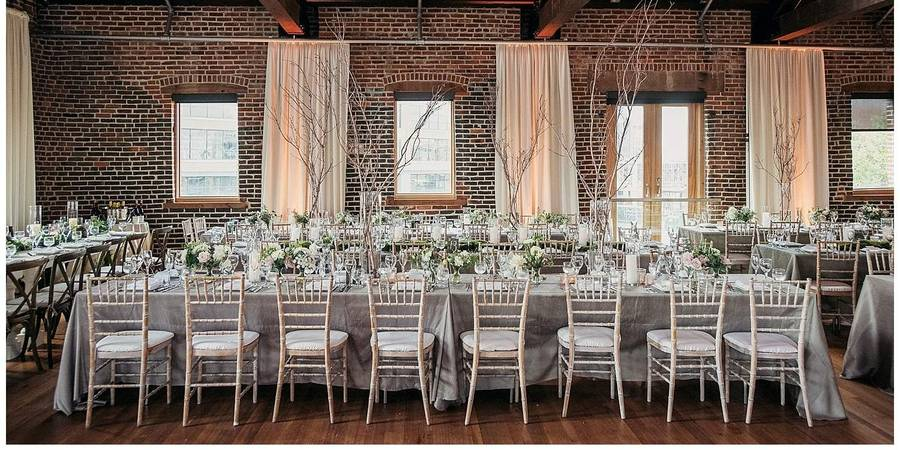 Frederick Douglass - Isaac Myers Maritime Park wedding Baltimore