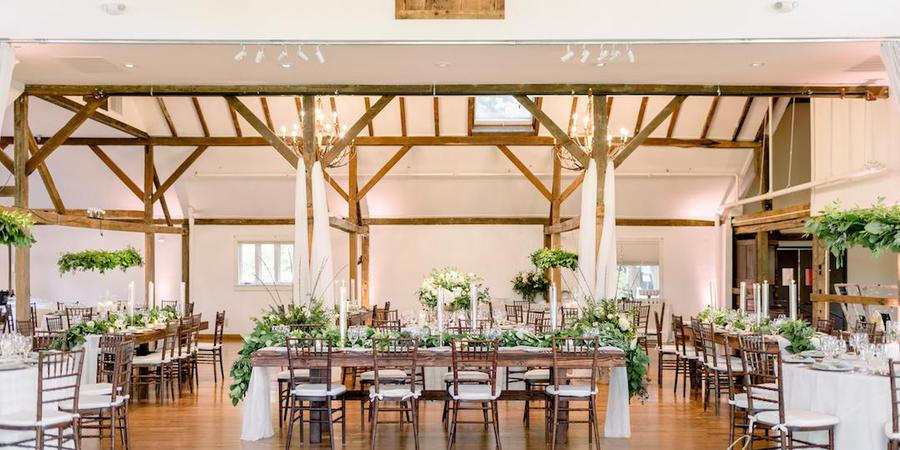 The Inn at Barley Sheaf Farm wedding Philadelphia