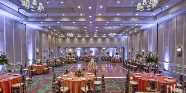 Hilton Lexington/Downtown Hotel wedding Lexington