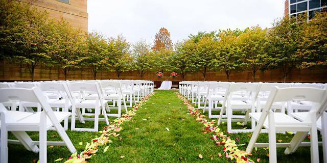 Eiteljorg Museum wedding Indianapolis/Central Indiana