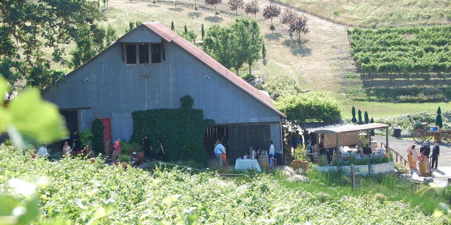 Taber Ranch Vineyards & Event Center wedding Sacramento