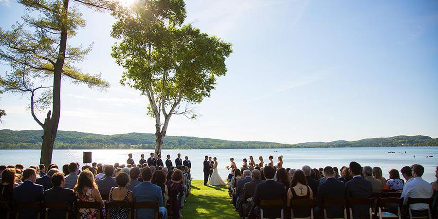 Boyne Mountain Resort wedding Traverse City