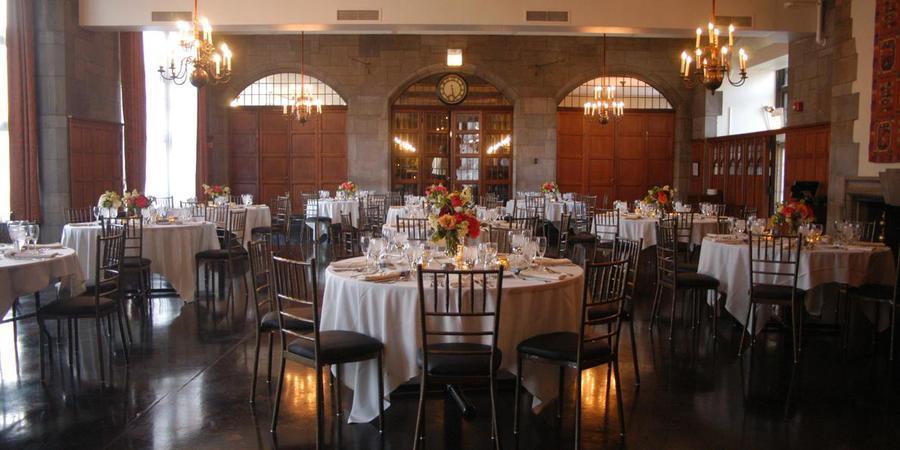 The Quadrangle Club wedding Chicago