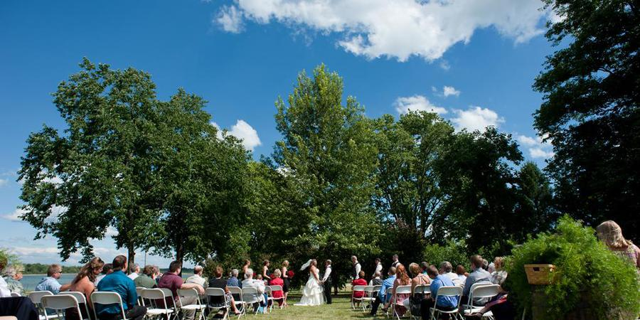 Highpoint Orchard wedding Southern Indiana
