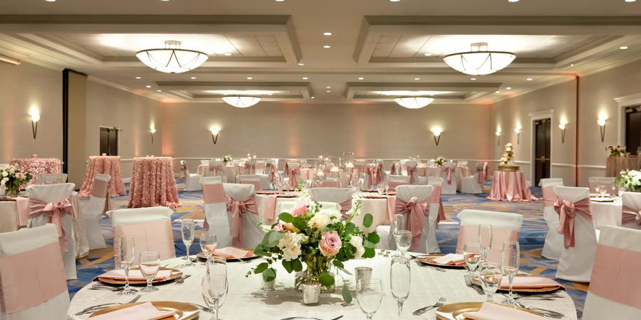 Doubletree by Hilton Hotel Annapolis wedding Annapolis