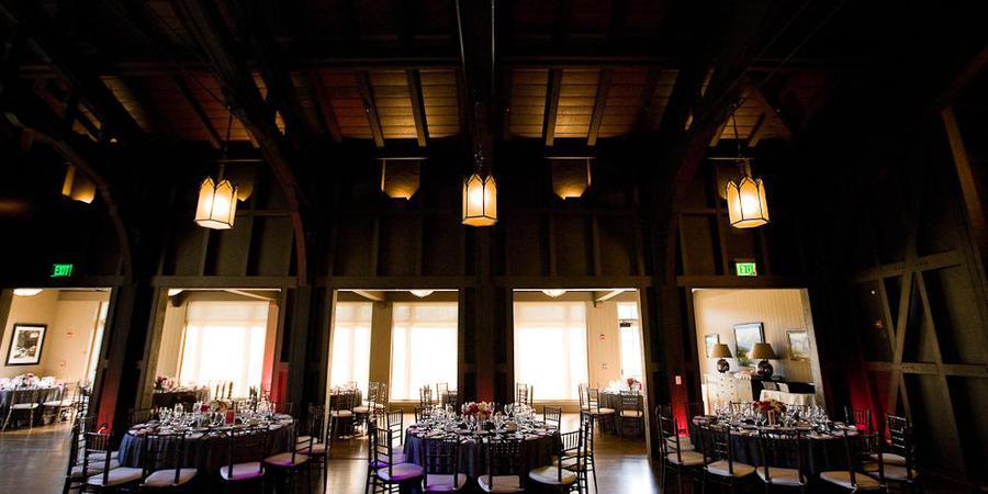Meadow Club wedding Marin
