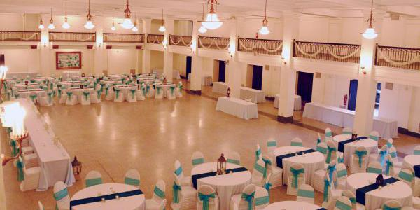 Cornerstone Center for the Arts wedding Northeast Indiana