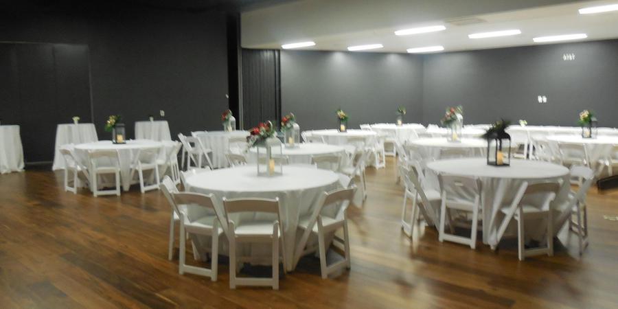 Louisiana Sports Hall of Fame and Northwest History Museum wedding Northern Louisiana