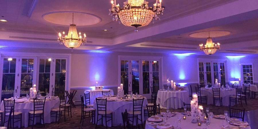 Upper Montclair Country Club wedding North Jersey