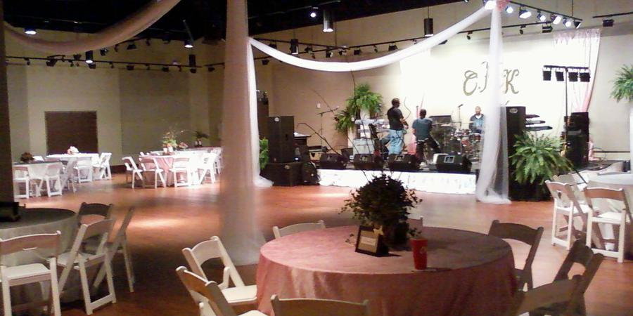 Lincoln Parish Library Events Center wedding Northern Louisiana