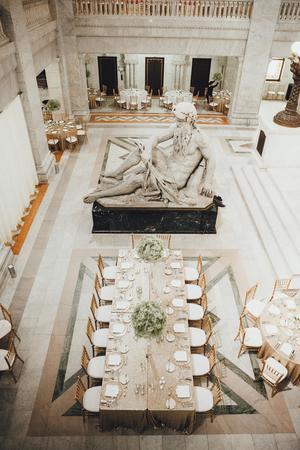 Historic Minneapolis City Hall & Court House wedding Minnesota