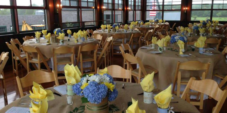 Kinney Bungalow wedding Coastal Rhode Island