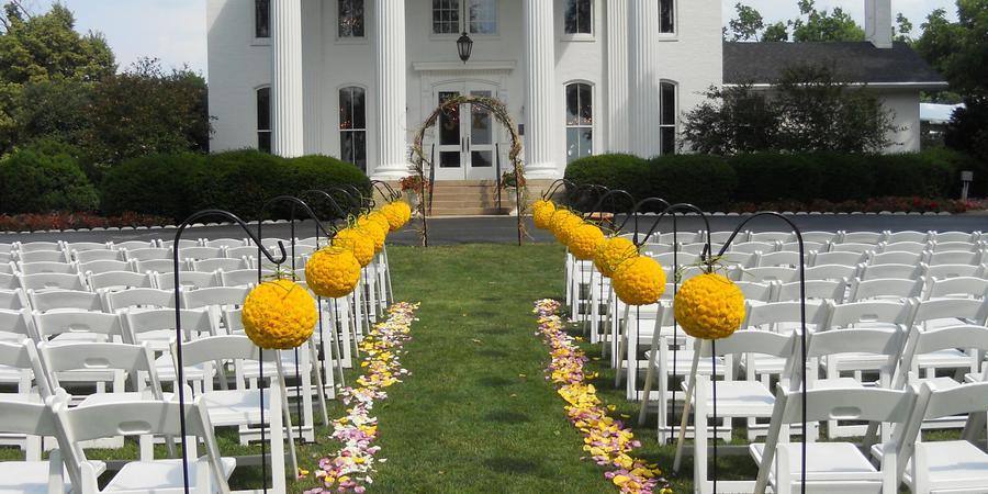 Griffin Gate Marriott Resort & Spa wedding Lexington