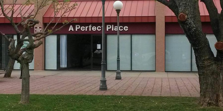 A Perfect Place wedding Oklahoma City