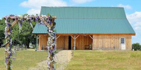 Brushy Creek Event Center wedding Dallas