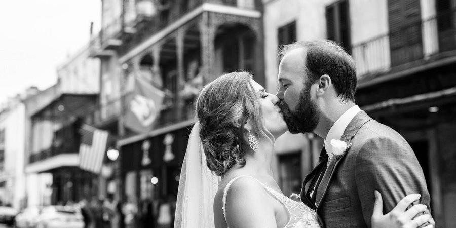 Hotel Ste. Helene wedding New Orleans
