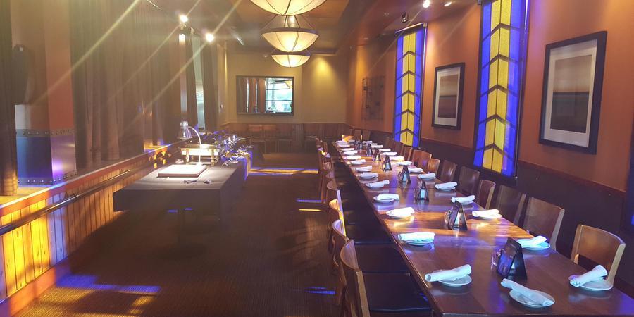 Z'Tejas Southwestern Grill - Chandler wedding Phoenix/Scottsdale