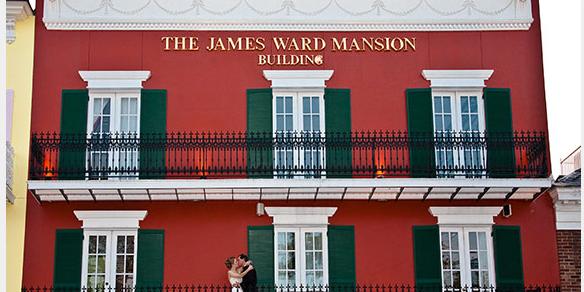 The James Ward Mansion wedding North Jersey