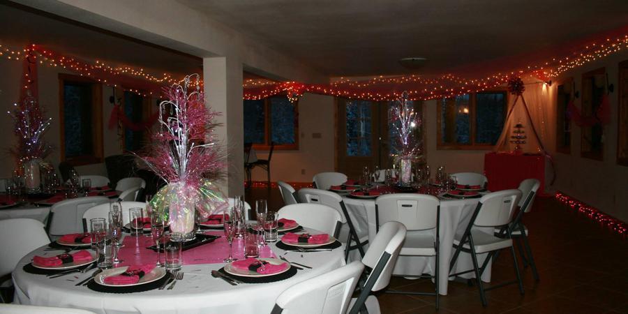 Creekside Lodge In Houston Alaska wedding Alaska