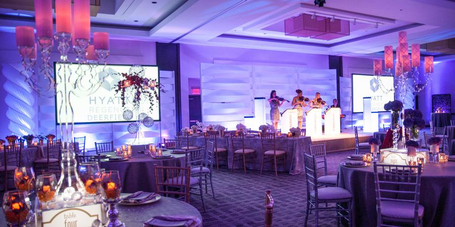Hyatt Regency Deerfield wedding Chicago